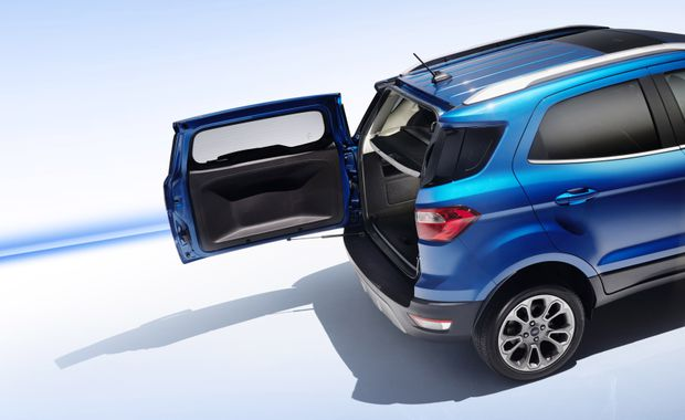 The Ford Ecosport Is One Of Several Bargains On Awd Vehicles In Showrooms Now