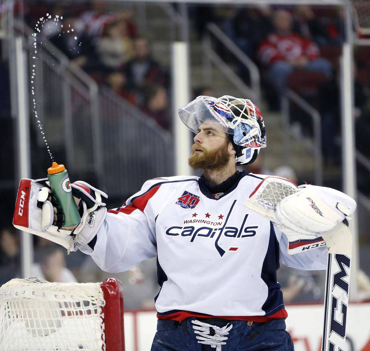 096d8d46fb7 Capitals sign goaltender Braden Holtby to five-year