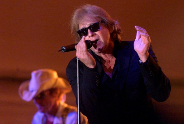 Rock star Eddie Money dies at 70