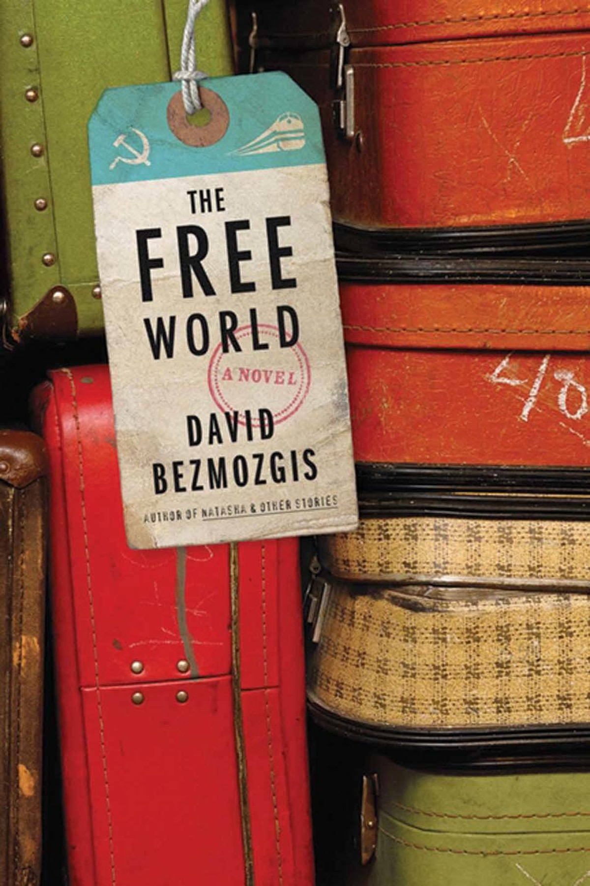 """THE FREE WORLD By David Bezmozgis (HarperCollins) Bezmozgis tells the story of three generations of Russian Jews in Italy in 1978, emigrating from the Soviet Union to the """"free world."""" The novel unspools in a voice as whimsical and wry and trippingly light as a sidewalk musician's, and Bezmozgis draws us in the way a consummate busker attracts his audience: with deceptive ease and unavoidable power. – Leah Hager Cohen"""