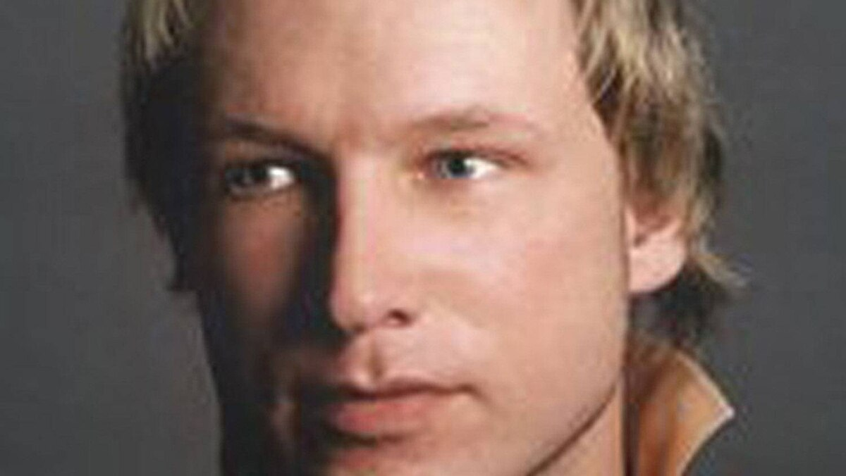 Anders Behring Breivik, 32, who according to local media was arrested by police after the shooting in Utoeya, is seen in this handout photo released to Reuters on July 23, 2011.