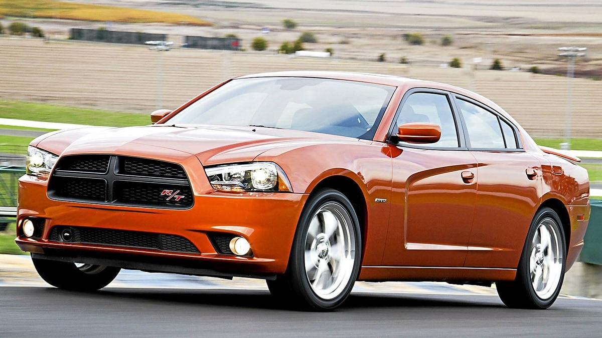 The 2011 Dodge Charger is more than a Hot Wheel for adults, it's also a solid family sedan.