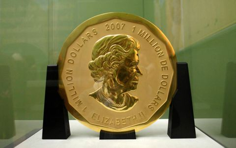 Theft of Canadian gold coin a 'disaster' for Berlin's Bode Museum