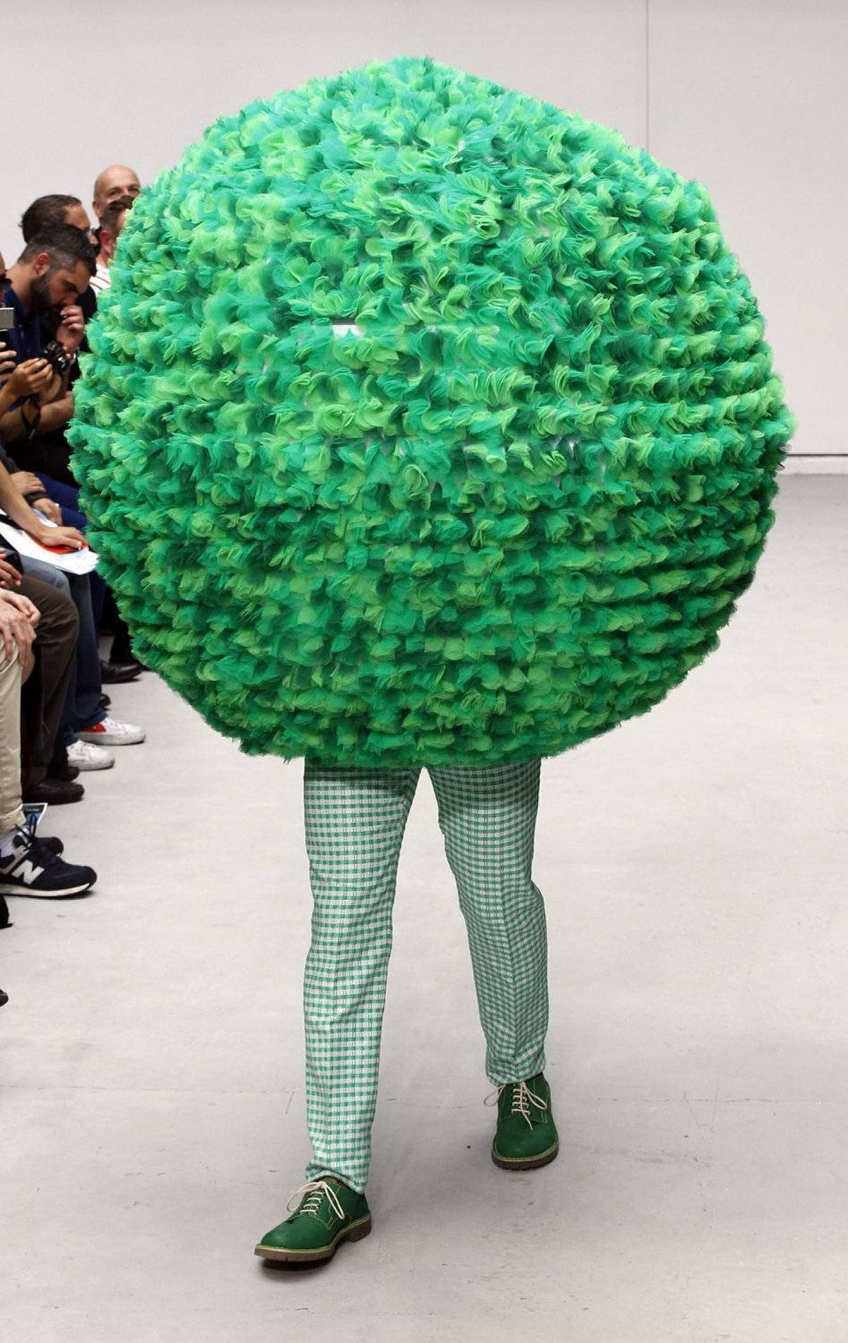 And this, by far, was the the best fashion photo of 2011.
