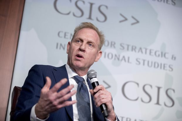 Acting Defense Secretary Shanahan Investigated Over Boeing Ties