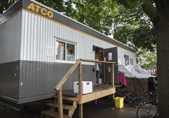 Health groups call on Ontario to rethink freeze on overdose prevention sites