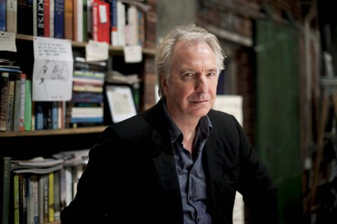 Alan Rickman: Actor leaves a legacy that rolls off the tongue