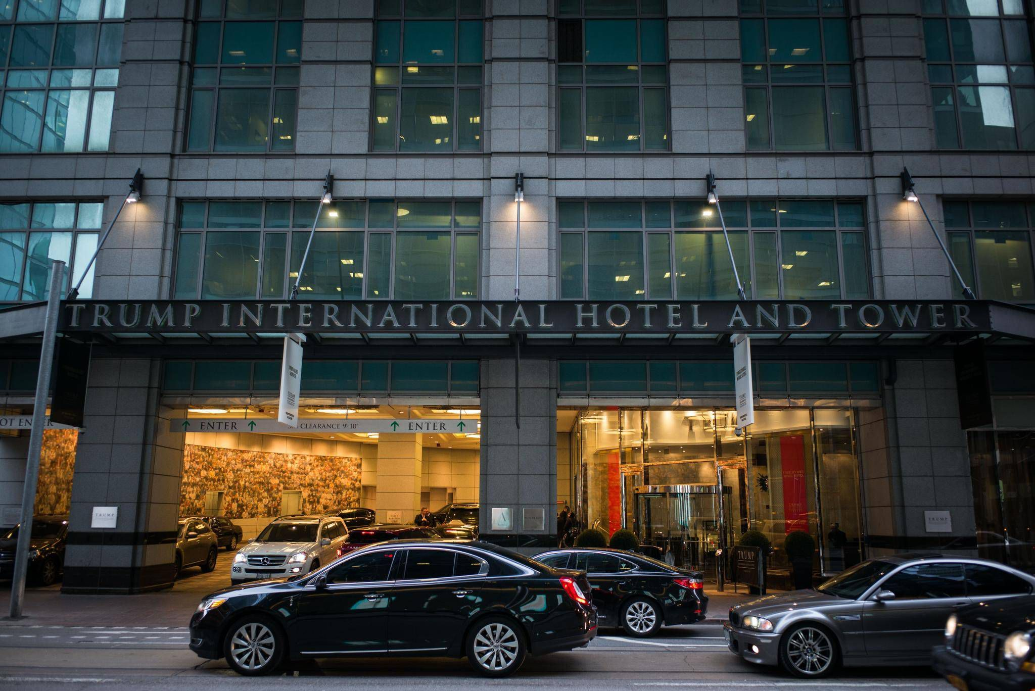Toronto's Trump Tower up for sale after owner defaults on