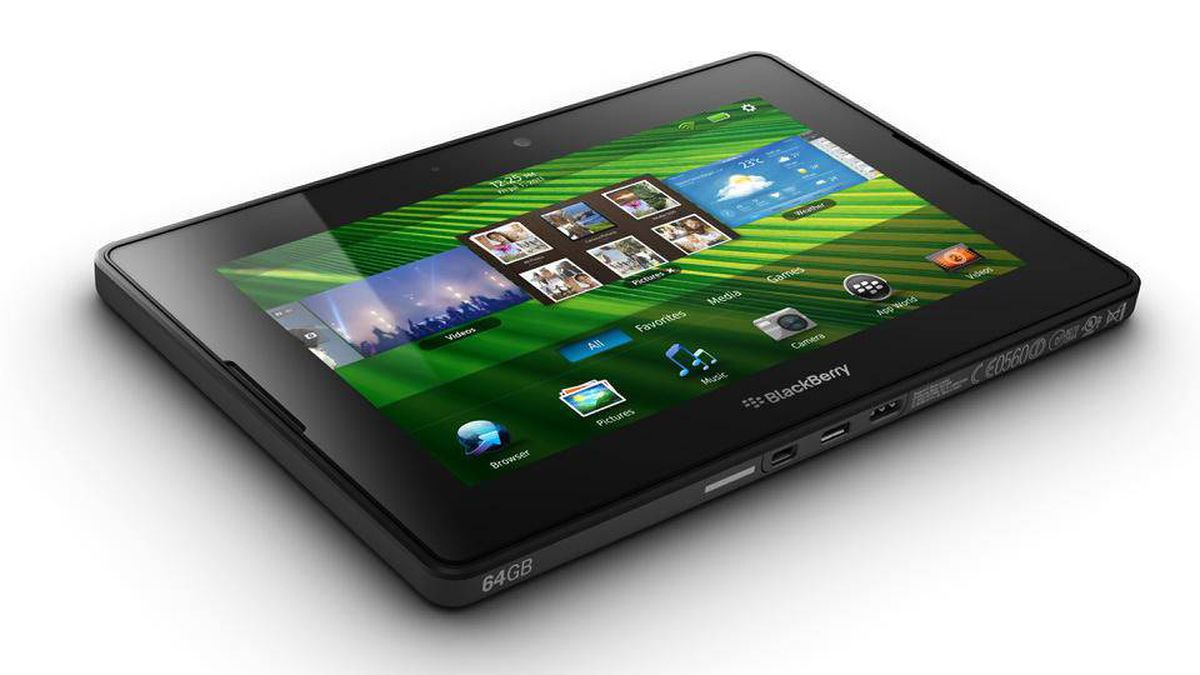 BlackBerry PlayBook Even though RIM has again cut the price of their lowest-end tablet (now $200 if you can find it in stock at bestbuy.ca), their tablet is no slouch. Blackberry owners will find that their phones synergize well with the tablet, and the interface is great for media consumption. Now, if they could only get more apps...