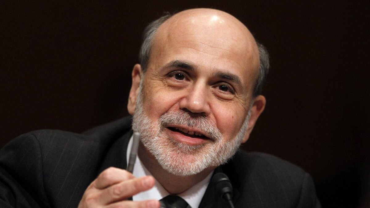U.S. Federal Reserve chairman Ben. Bernanke will undoubtedly be talking up the somewhat brighter economic outlook, particularly on the labour front, during his regular semi-annual appearance before Washington lawmakers this week. .