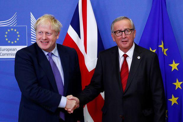 British Parliament the next hurdle as U.K., EU reach new Brexit deal