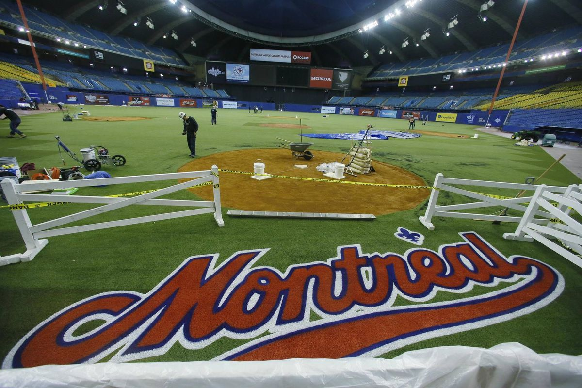 No public cash to build stadium for future MLB return to ...