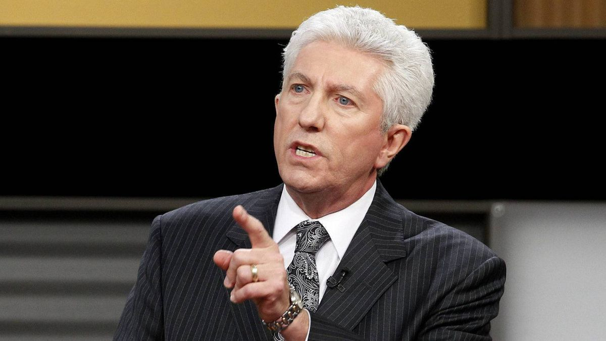 Bloc Quebecois leader Gilles Duceppe answers a question during the English language federal election debate in Ottawa Ont., on Tuesday, April 12, 2011.