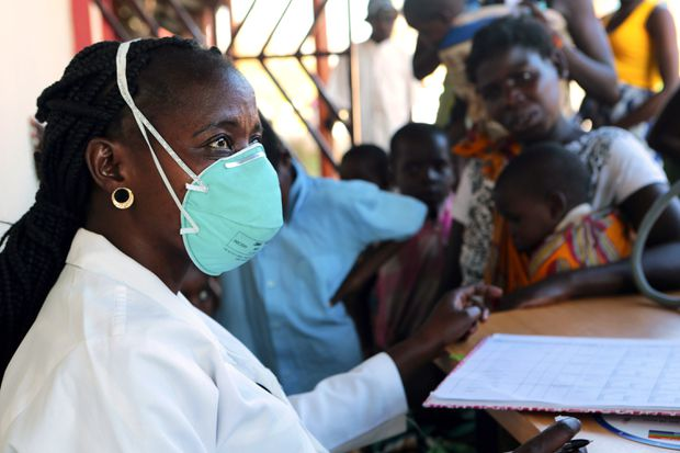 First cholera cases confirmed in Mozambique city after Cyclone Idai