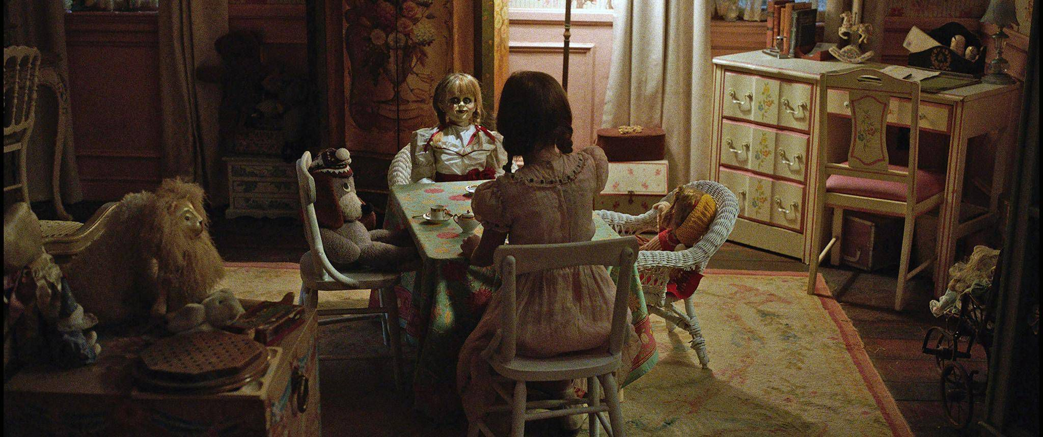 Amazing Review Annabelle Creation Is A Horror Film As Lifeless As Pdpeps Interior Chair Design Pdpepsorg