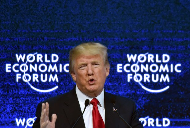 Trump cancels Davos trip citing 'Democrat intransigence' on shutdown