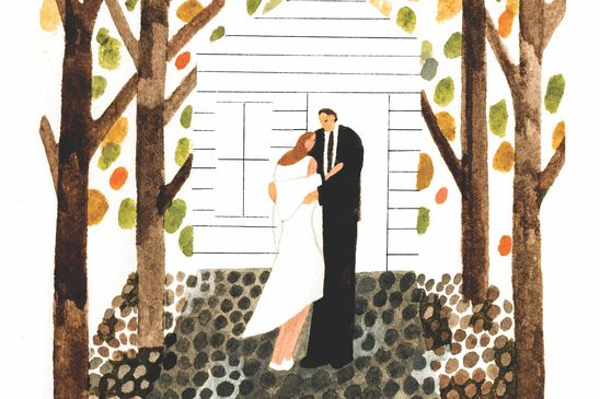 Never mind the pandemic, the wedding must go on!