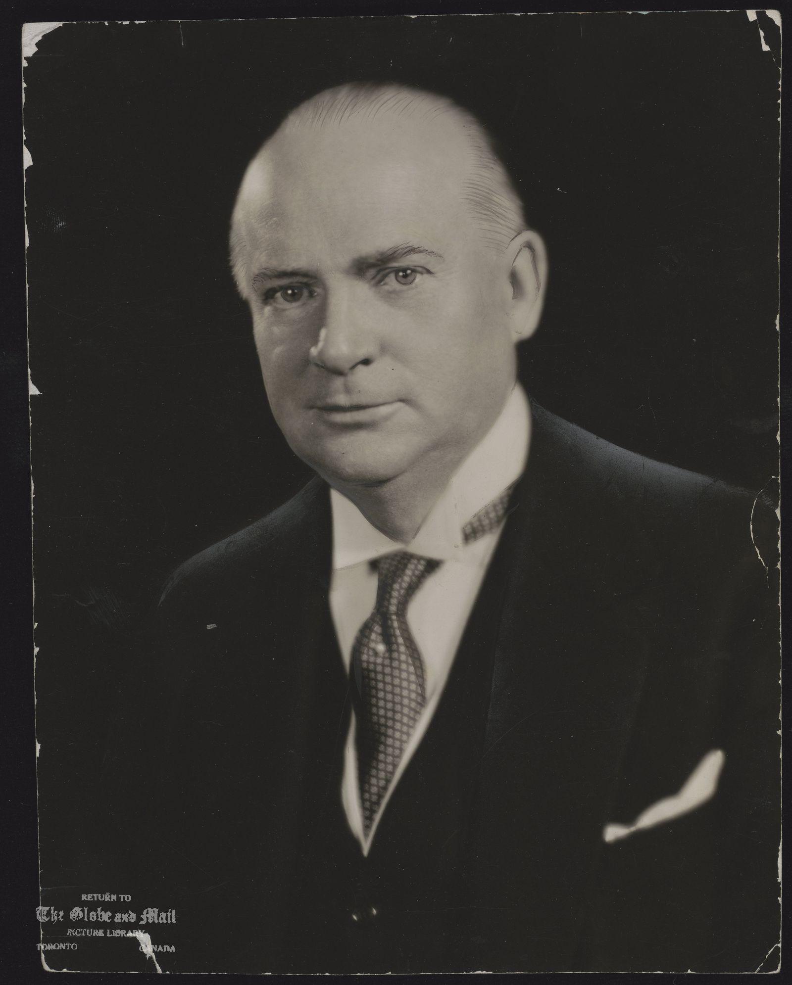 R.B. BENNETT