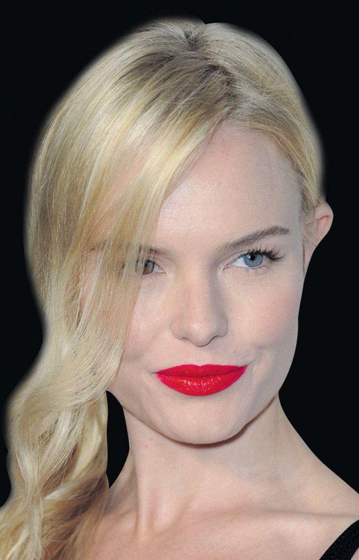 Kate Bosworth: Glam garnet