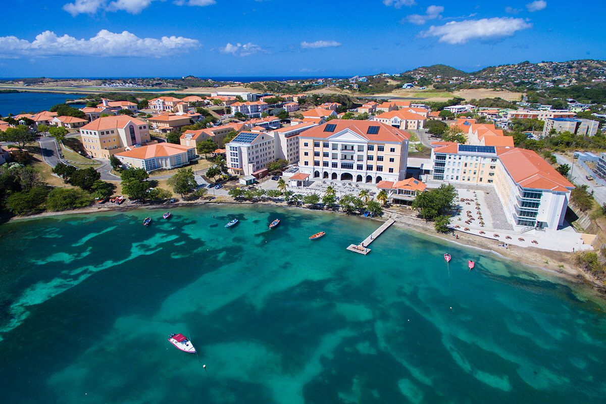 What's it like to attend medical school in Grenada? St. George's ...