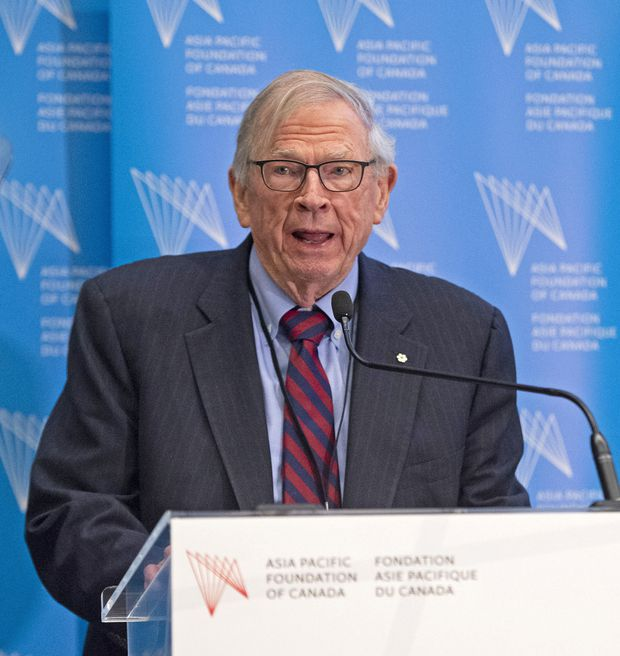 Harvard Business School dean John McArthur was proud of his Canadian roots