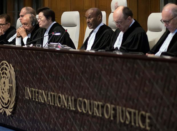 UN court rules it has jurisdiction in Ukraine-Russia case