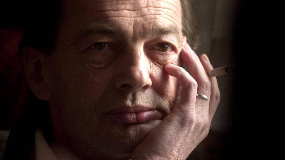 Gil Courtemanche in 2003