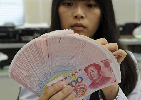 Toronto and Vancouver battle to house yuan trade