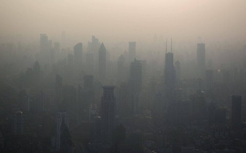 Chinese coal fuels rise in global carbon emissions