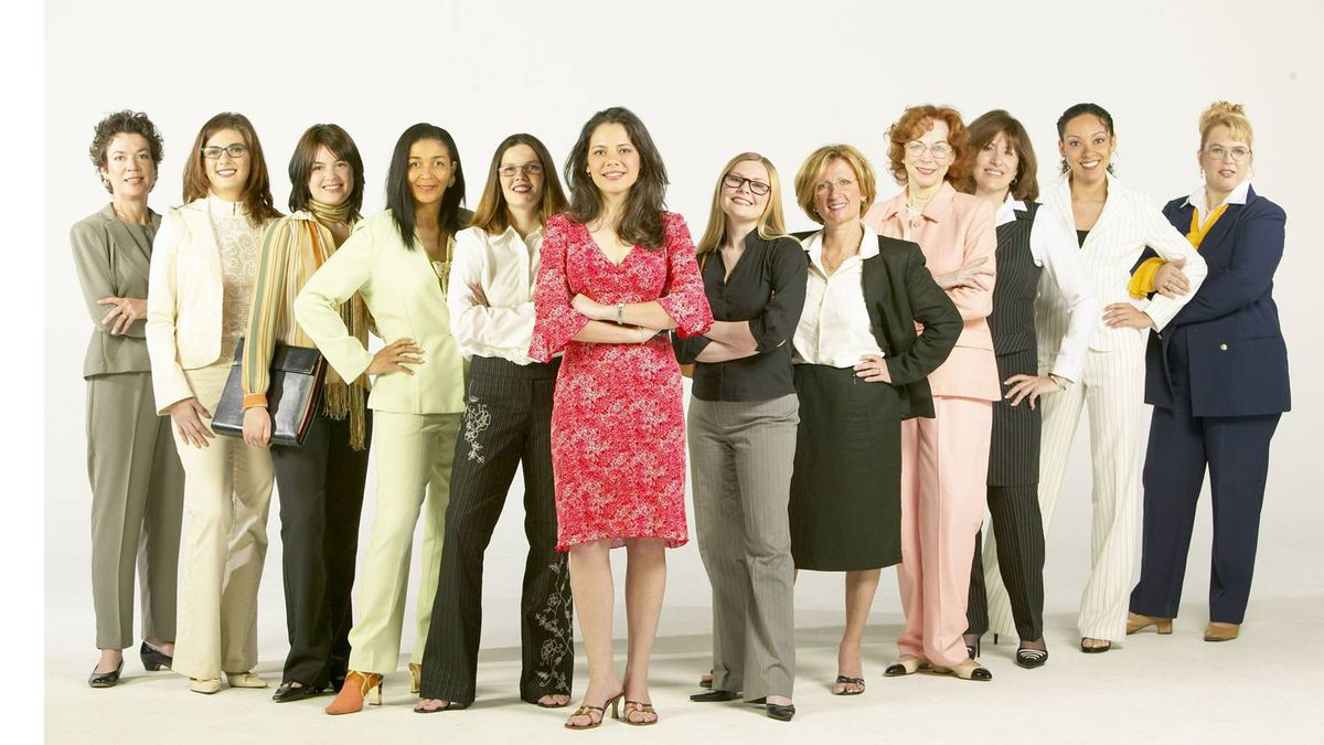 Women account for only 8 per cent of boardroom positions in Italy.