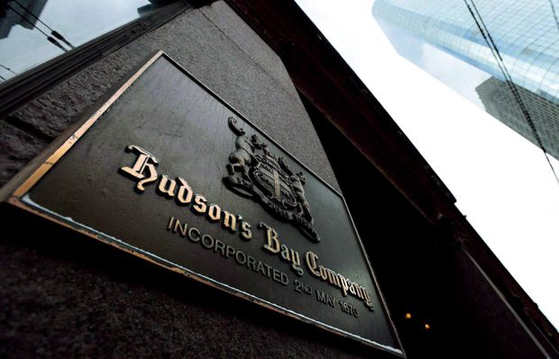 Hudson's Bay posts deeper loss with streamlining efforts still in 'early stages'
