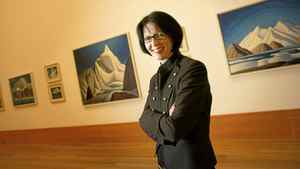 'Art is at the heart of everything we do' at the Art Gallery of Ontario, says chief business officer Heather Conway.
