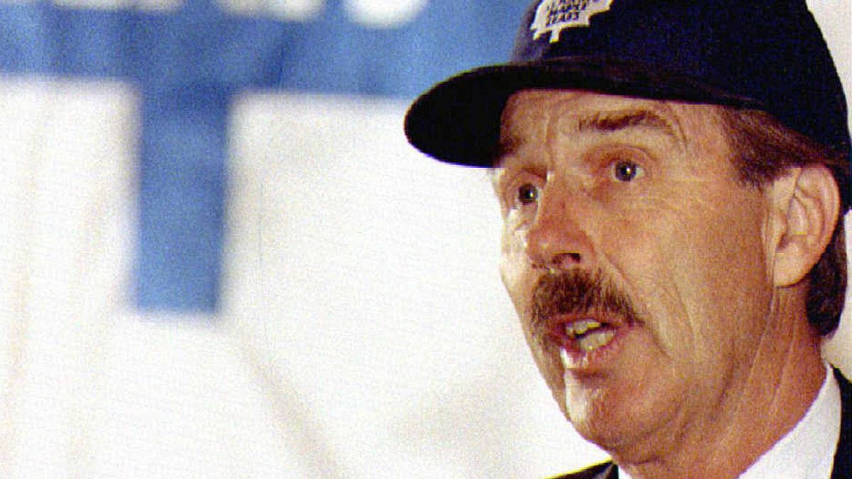 Tom Watt coached the Toronto Maple Leafs from 1990-1992.