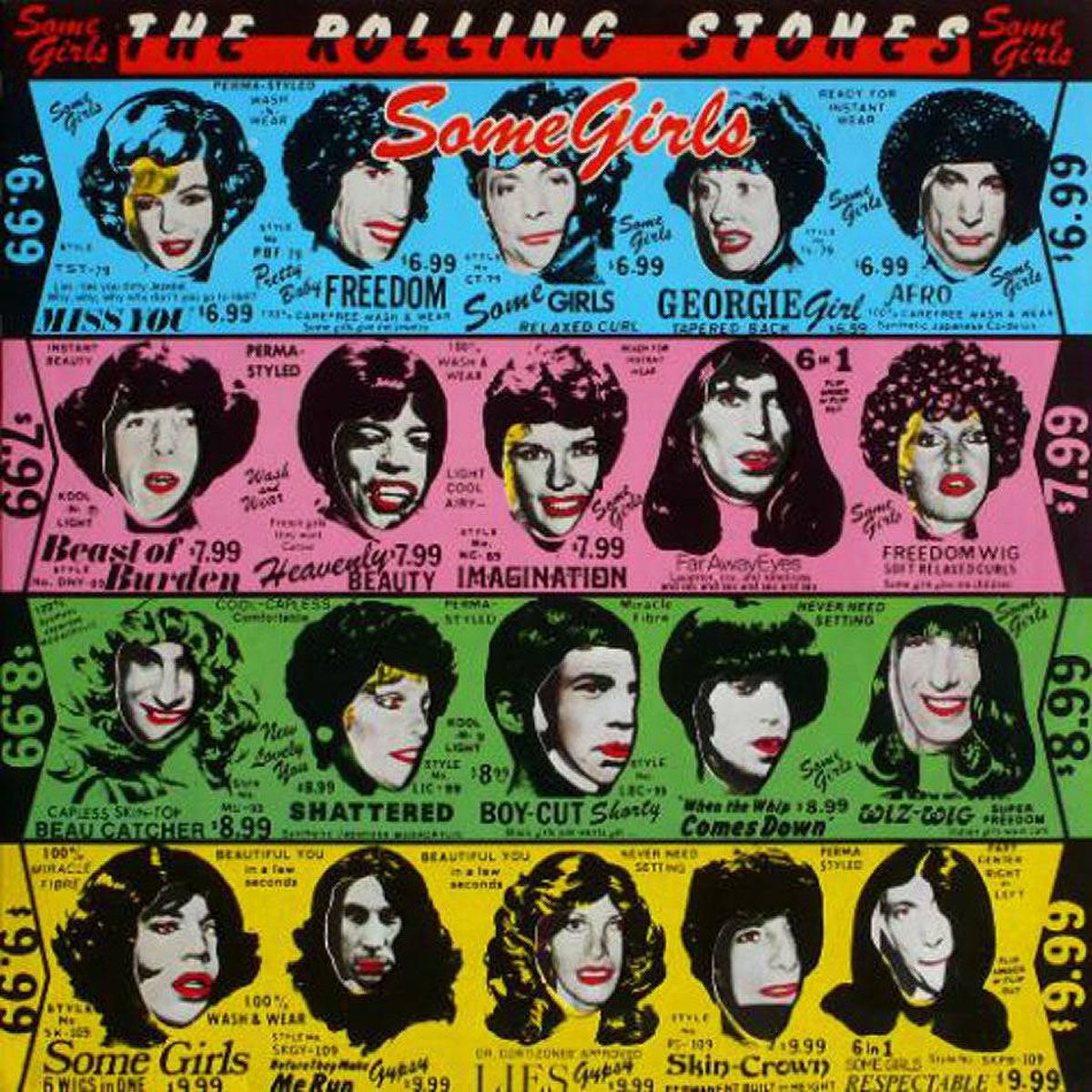 The Rolling Stones: Some Girls About the sinewy 1978 album, Keith Richards says in his autobiography that 'You can't argue with seven million copies and two top singles out of it, Miss You and Beast of Burden.' Neither can you argue with a lavish reissue that includes updated rare cuts from the vault and a concert DVD from the era. We might also suggest: Bob Marley and the Wailers' Love Forever, an in-depth package of the band's final concert, in Pittsburgh, 1980.
