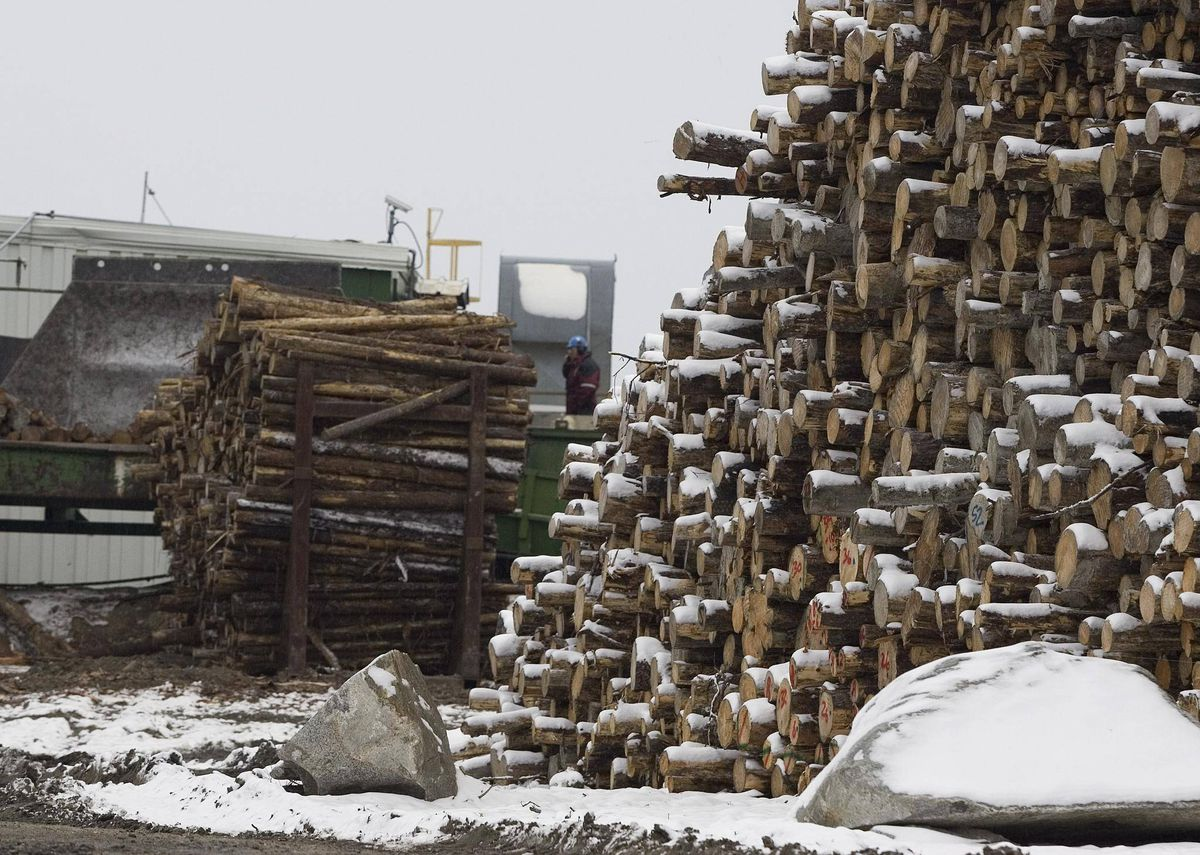 Tembec indefinitely suspends operations at quebec sawmill for Northwestern industries