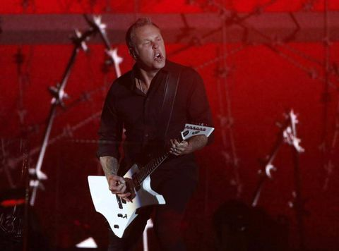 Online petition calls on NFL to hire Metallica for Super Bowl 50 halftime show