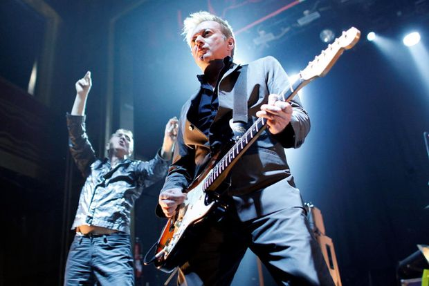 Gang Of Four guitarist and leader Andy Gill dead at 64