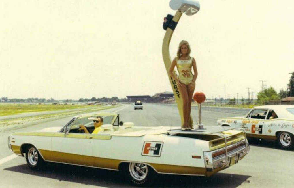 In photos: Car made famous by female NASCAR legend up for sale
