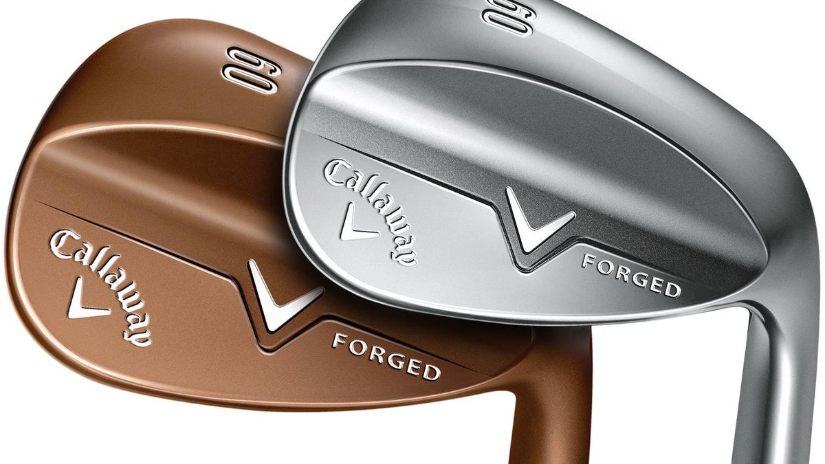 Callaway Forged Wedges