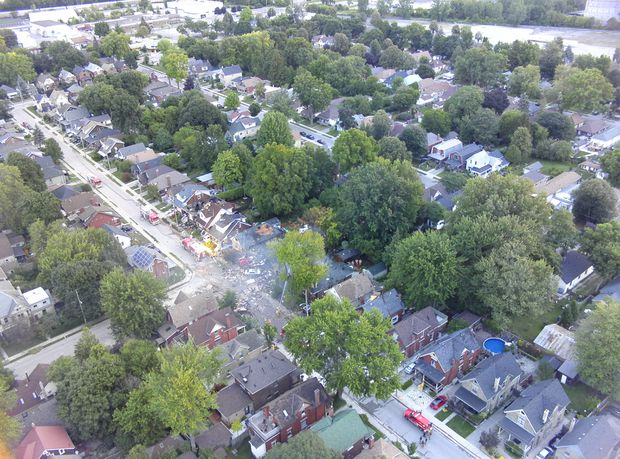 Benefit concert planned for community affected by house explosion in London, Ont.