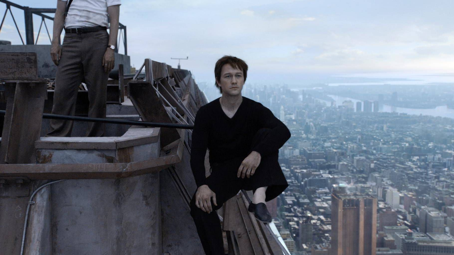 The Walk: Film crawls to its highly anticipated climax - The Globe ...