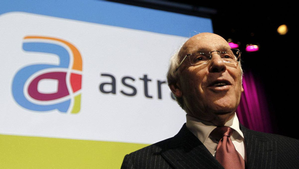 Astral Media Inc.'s pesident and CEO Ian Greenberg.