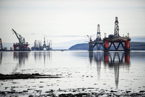 Shell spends $1bn to redevelop North Sea Penguins field