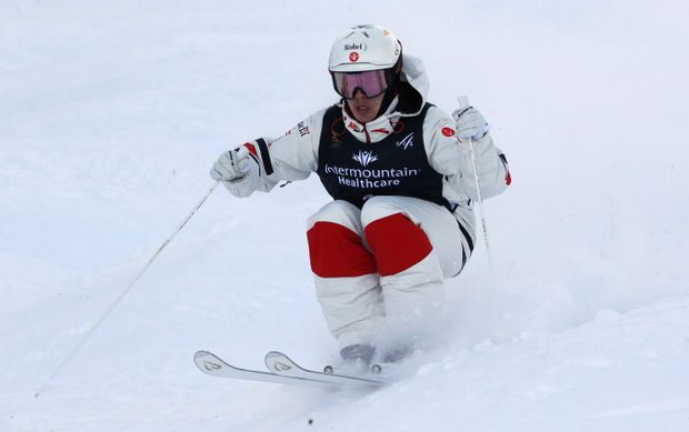 Canada's Mikael Kingsbury wins moguls World Cup gold in Mont-Tremblant