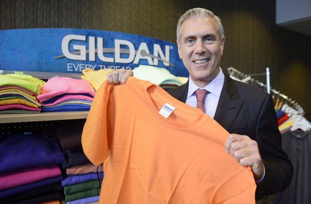 Gildan profit jumps on strong international sales