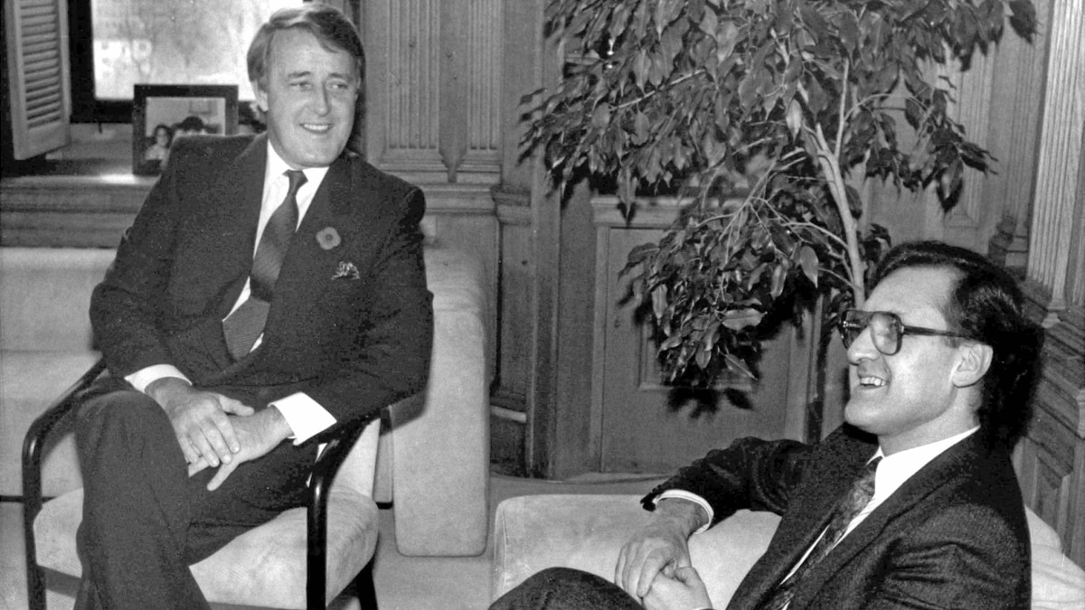 1984: Conservative PM Brian Mulroney's government makes the surprise nomination of Stephen Lewis as Canadian ambassador to the UN. Mr. Lewis serves at the post until 1988.