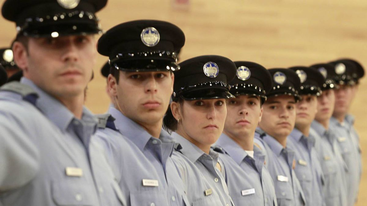Quebec police cadets subject to 'suitability' testing - The