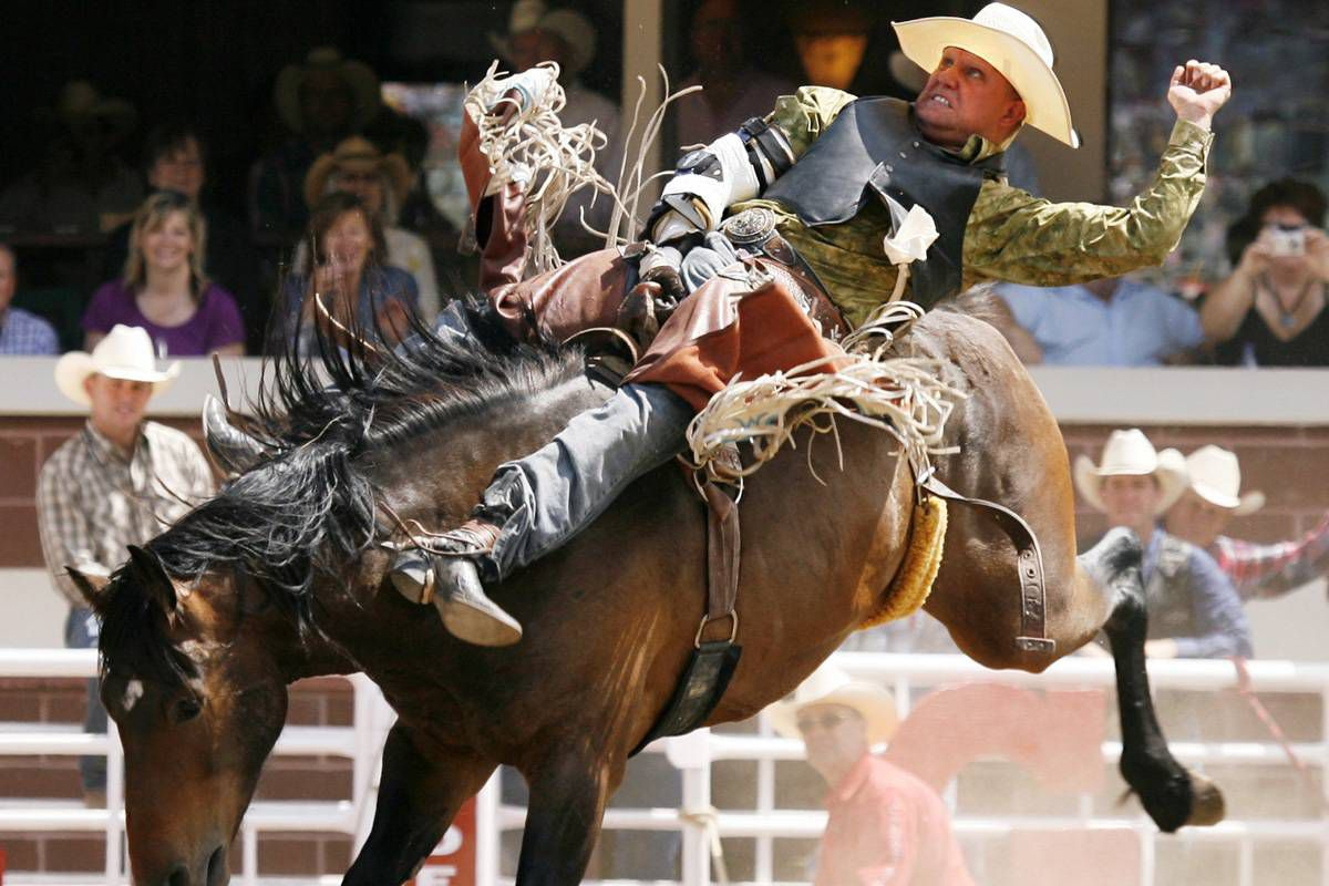 Stampede Kicks Off In Calgary The Globe And Mail