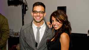 Zack Simone and MTV's Aliya-Jasmine Sovani