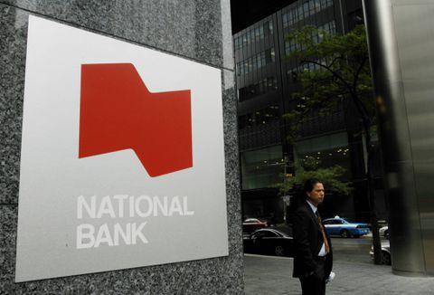 National Bank of Canada posts 1Q profit